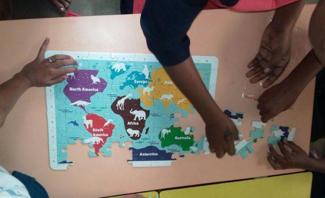 Atlas Making
